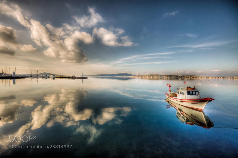 Photograph Blue world  by Nejdet Duzen on 500px