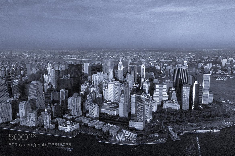 Photograph Manhattan by Paco López on 500px