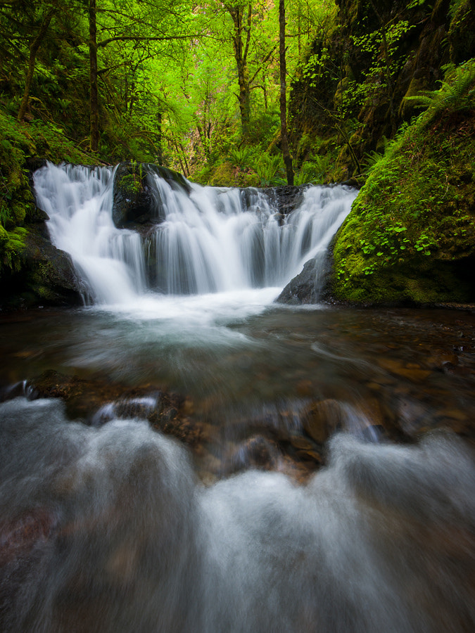 Photograph Emerald Falls by Alex Mody on 500px