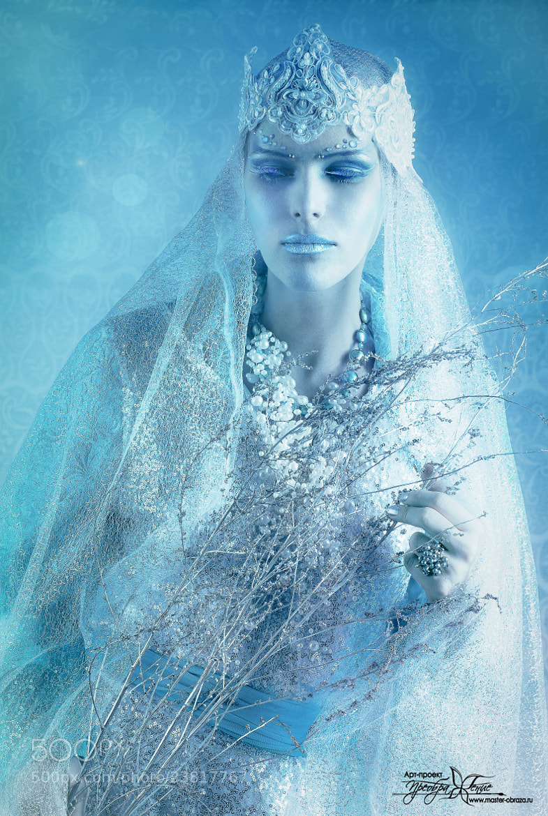 Photograph Snow Queen by Ekaterina DuLOVa on 500px