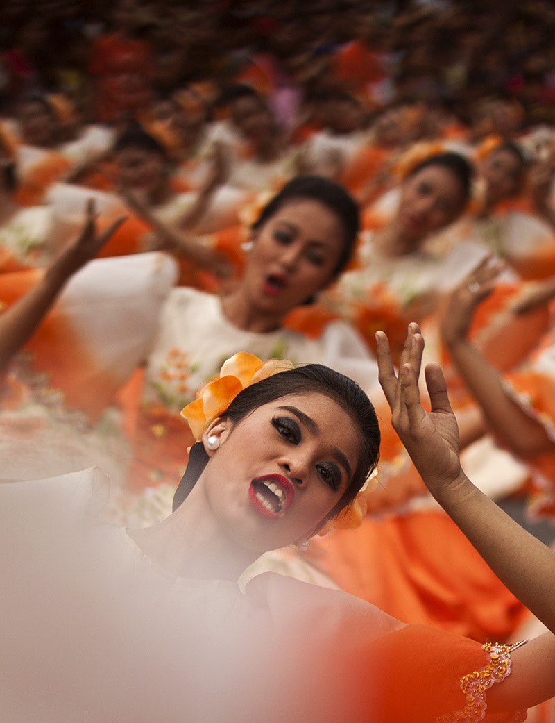 Photograph Sinulog 2013 by arbe Gingoyon on 500px