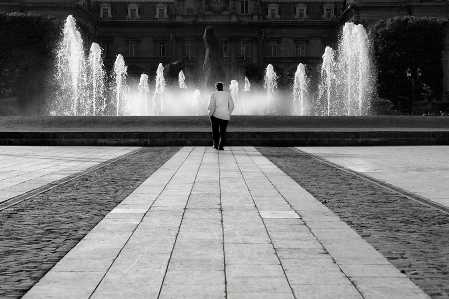 Photograph Walking in the city by Jonathan ALEXANDRE on 500px