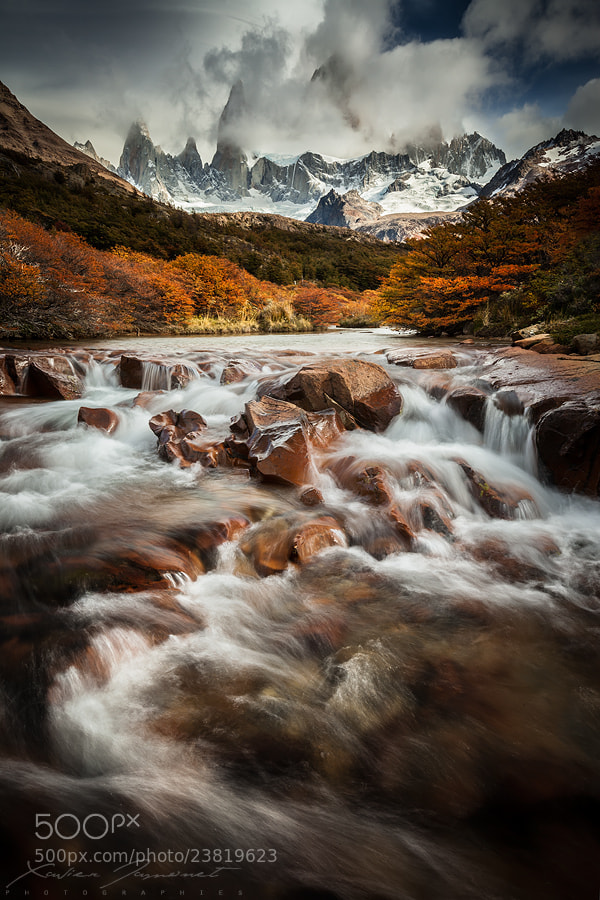Photograph The delicate sound of water by Xavier Jamonet on 500px