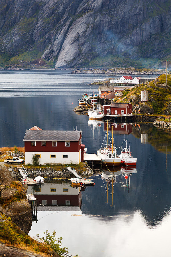 Photograph Norway - Sund by Fabrizio Fenoglio on 500px