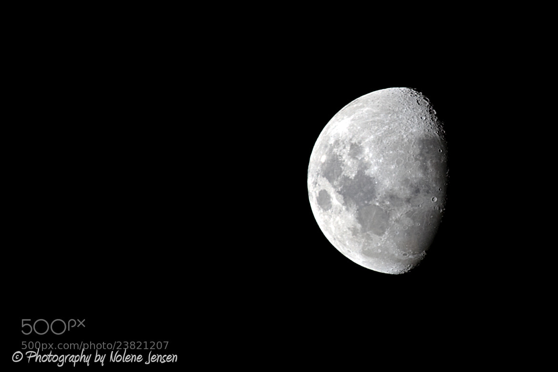 Photograph Moon Mission by Nolene Jensen on 500px