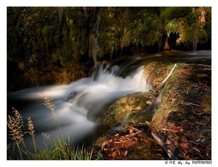 Photograph Small Cascades by Marko Buntic on 500px