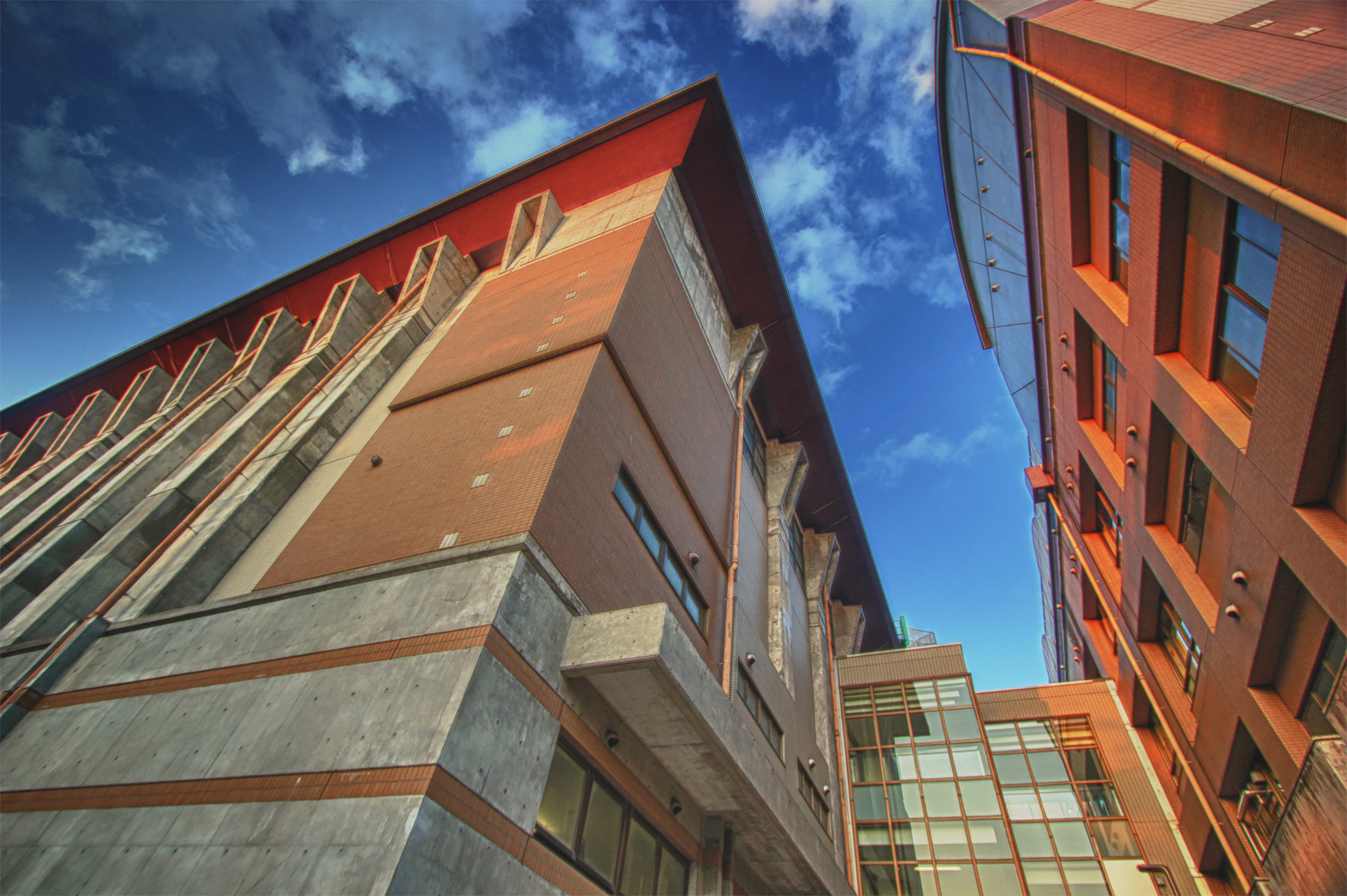 Photograph Number One Commercial High School by Rio Akasaka on 500px