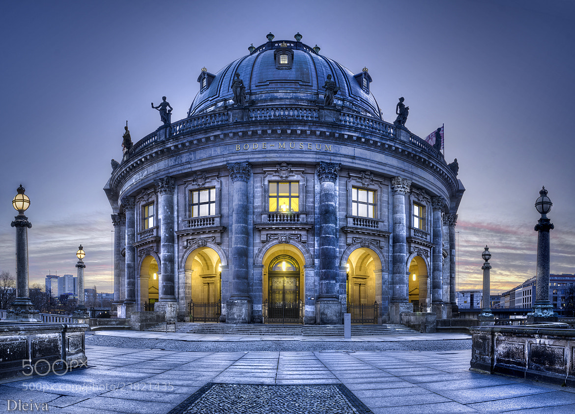 Photograph Boden Museum (Berlin) by Domingo Leiva on 500px