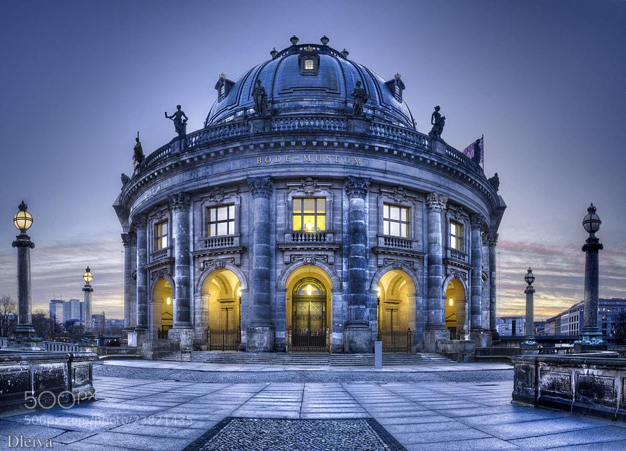 Boden museum berlin by domingo leiva fine art for Boden germany