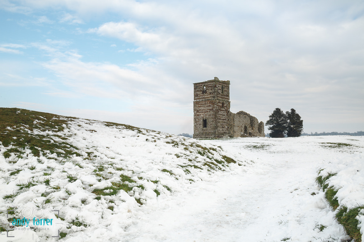 Photograph Knowlton Church by Andy Farrer on 500px