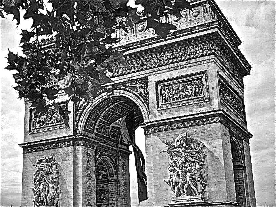 Photograph Napoleon's Triumphal Arch by Kevin Haggith on 500px