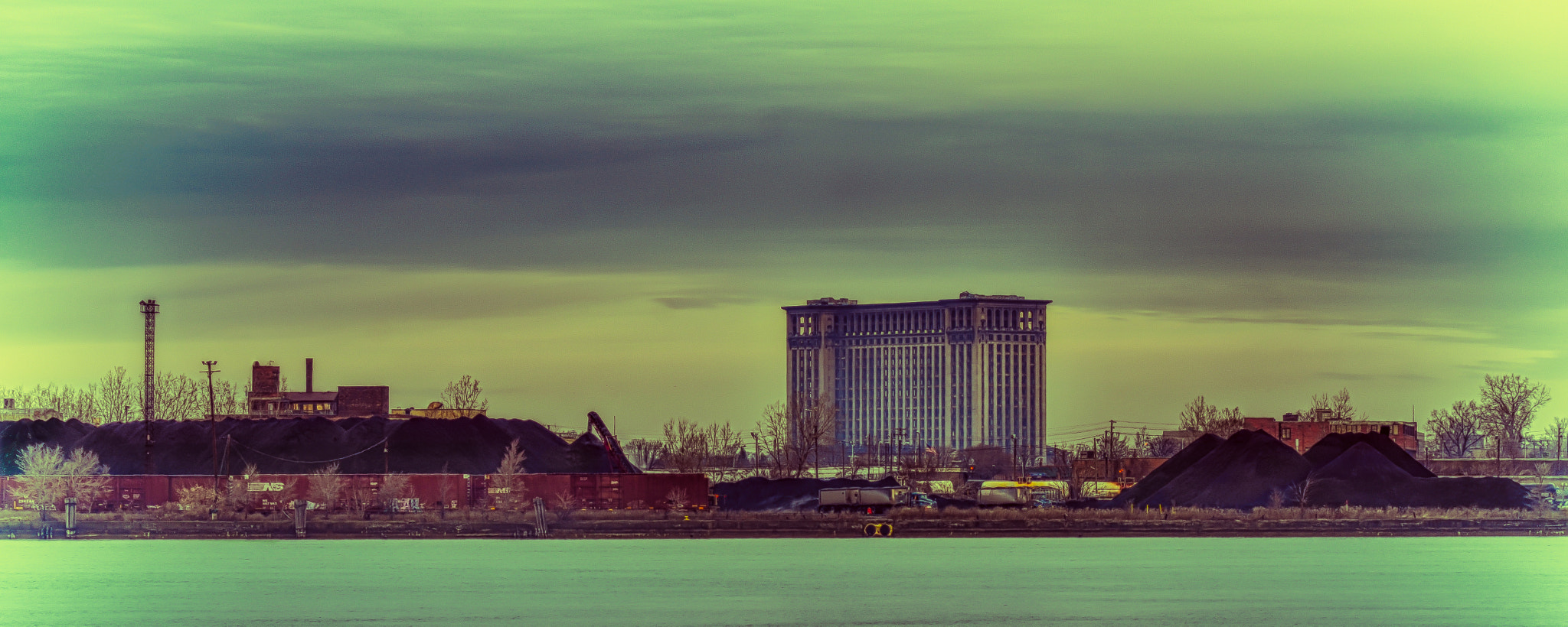 Photograph Michigan Central Station by Steven Wosina on 500px