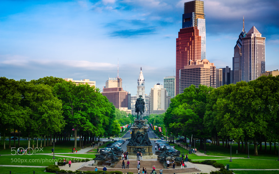 Photograph Philadelphia by Kenny A. Diaz on 500px
