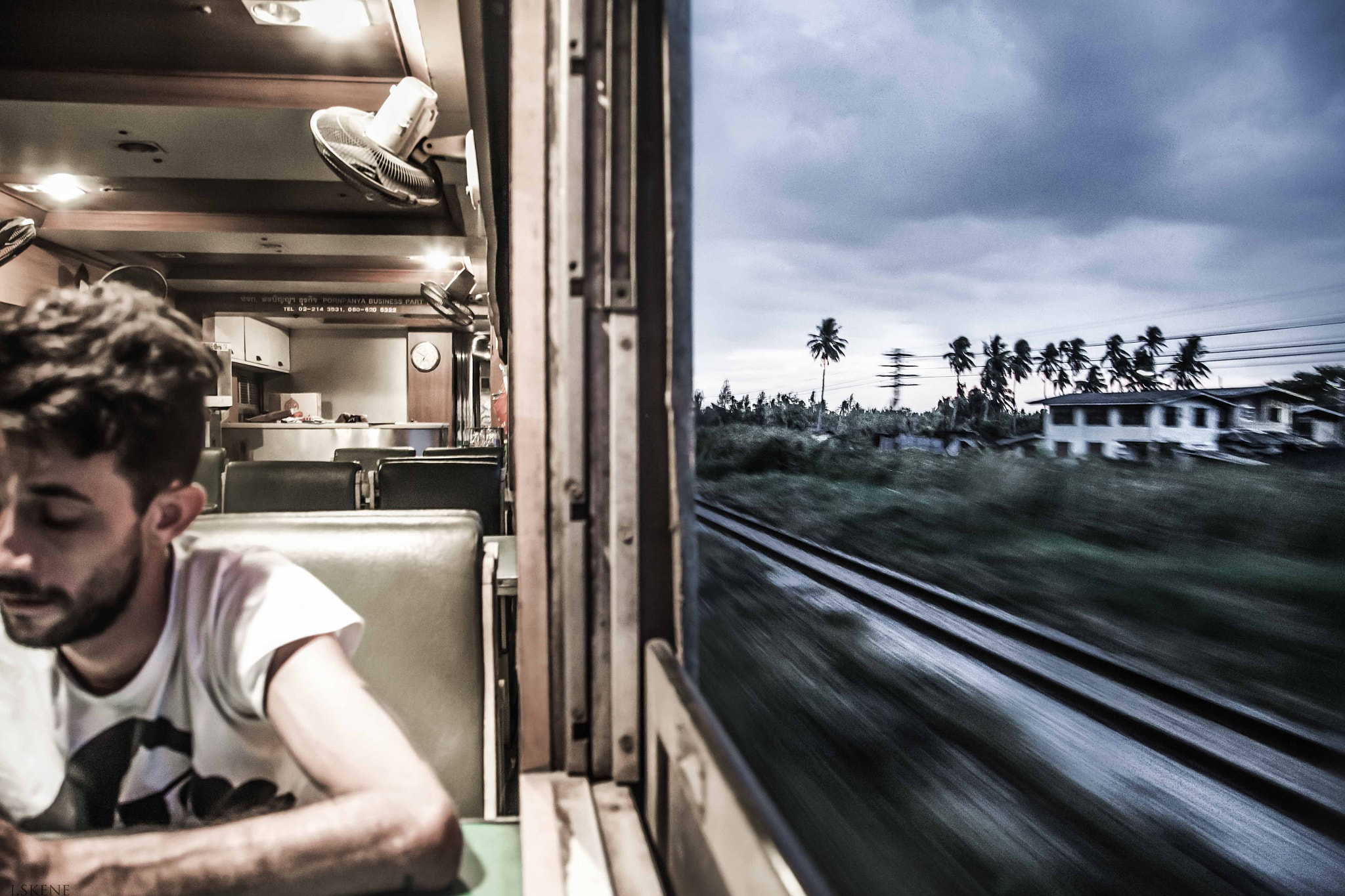 Photograph Train to ? by Ian Skene on 500px