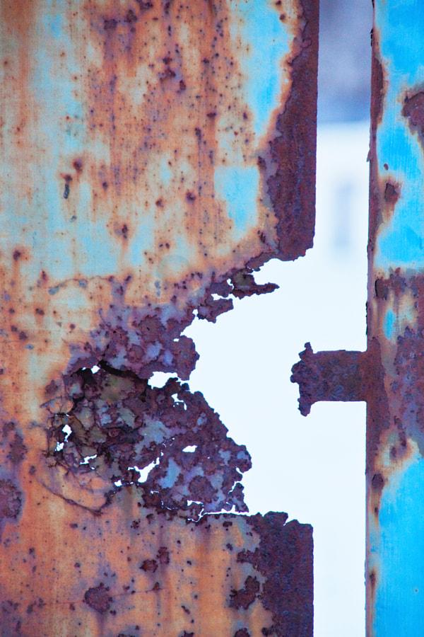 Rouillée (rusty) de Christine Druesne sur 500px.com