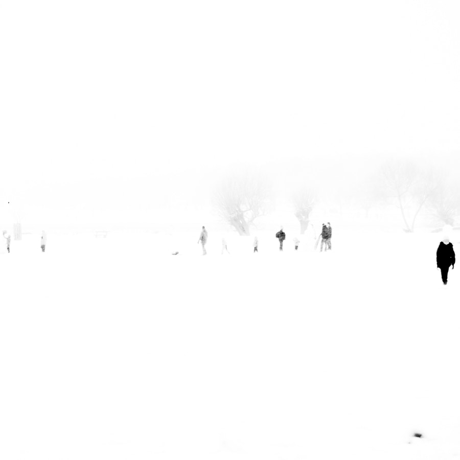 Snow Abstractions 1