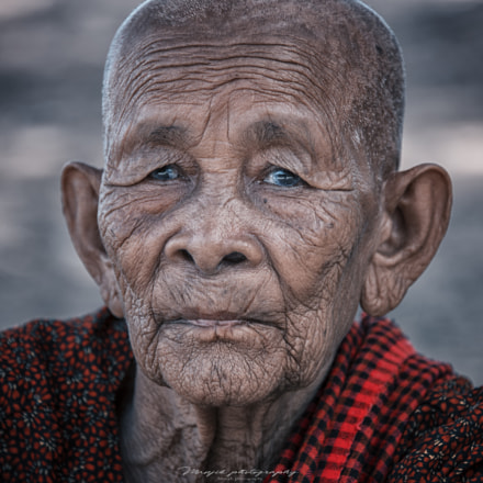 Cambodian portrait