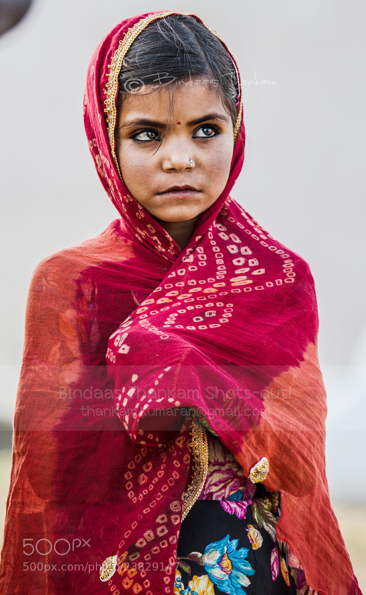 Photograph Miss Little Red Riding Hood!!  by Bindaas Thankam on 500px