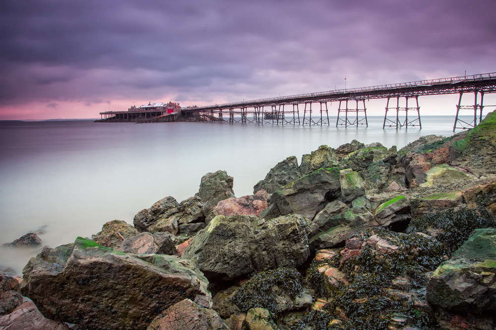 Photograph Low tide by Nick Pandev on 500px
