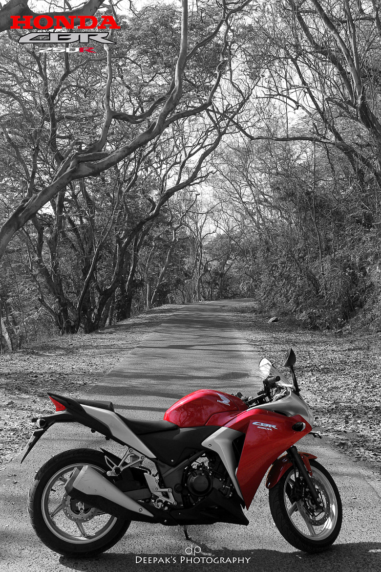 Photograph CBR 250 r by Deepak  Pandey on 500px