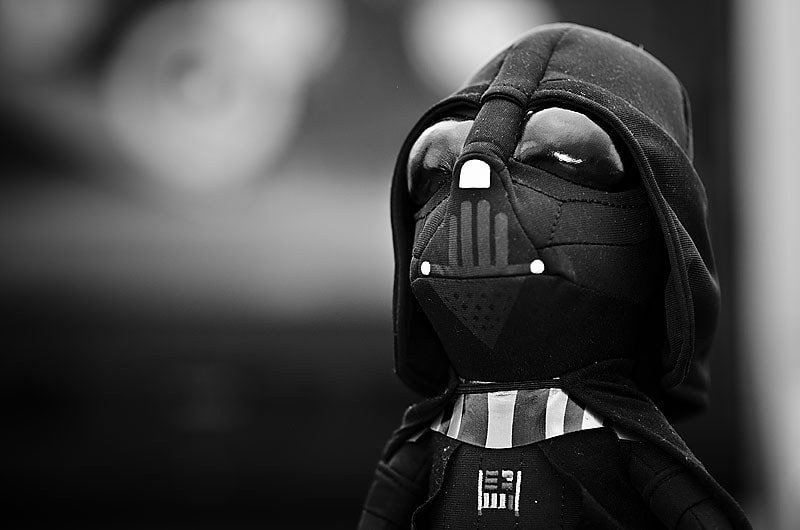 Photograph Mini Vader by Frode Abrahamsen on 500px