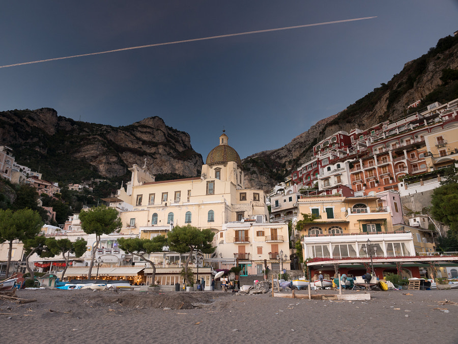 Looking Up from Positano by Des Paroz on 500px.com