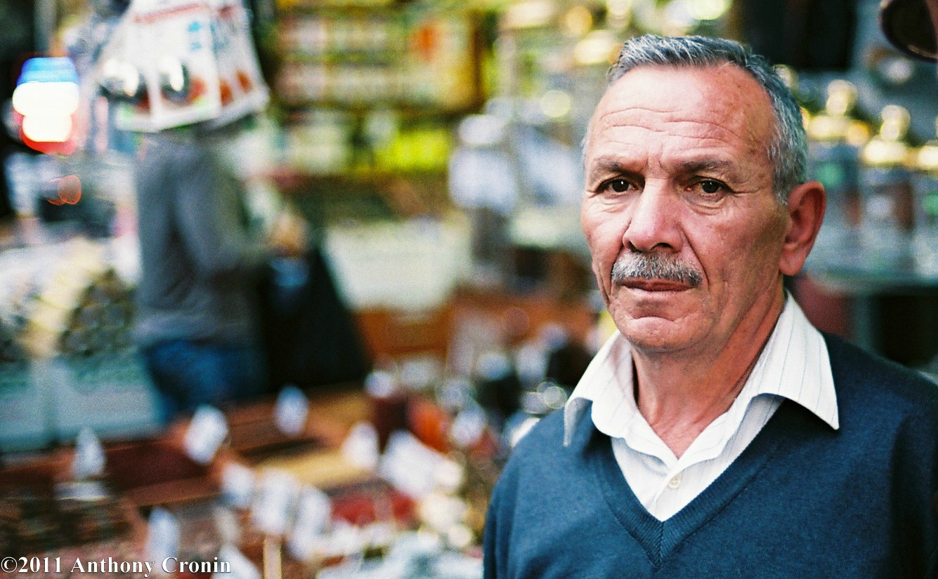Photograph Faces Of Istanbul by Anthony Cronin on 500px