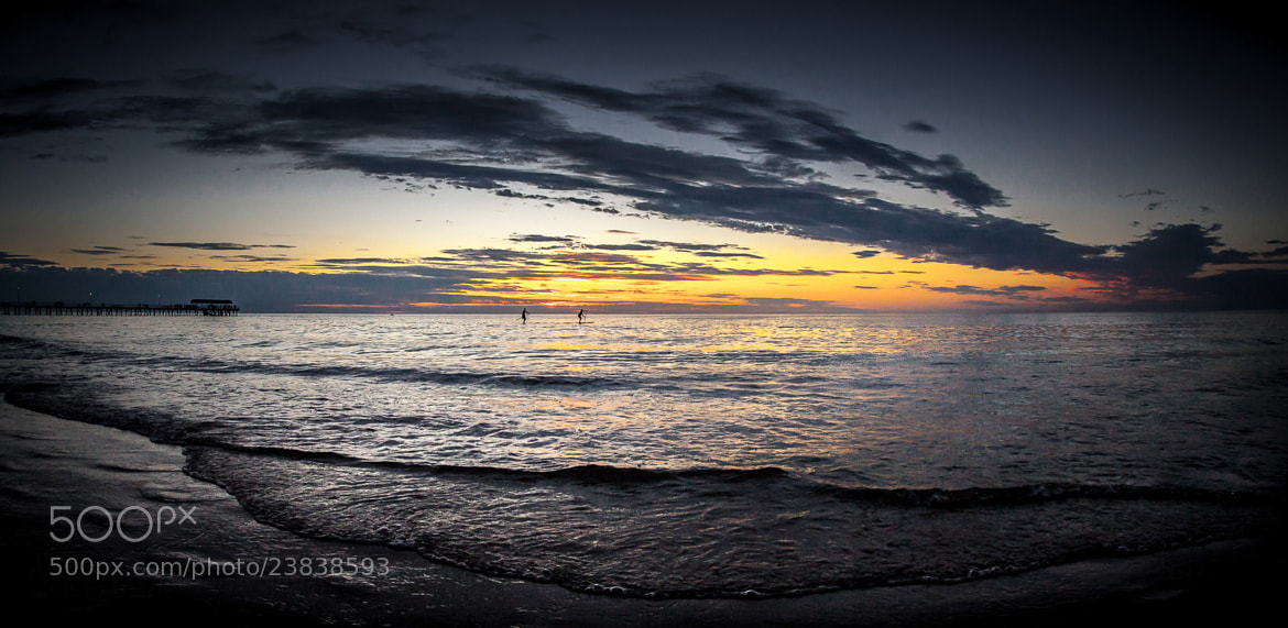 Photograph Day 389, Beachside Meandering by Robert Rath on 500px