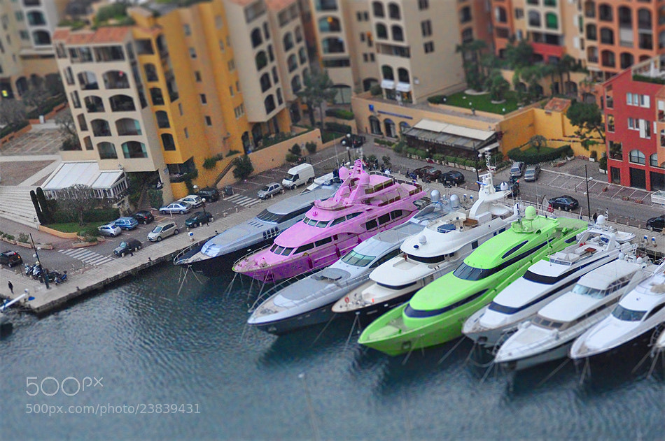 Photograph Barbie yachting by Petar Nakov on 500px