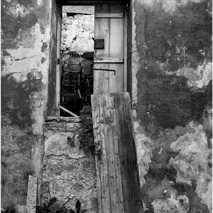 old storage room