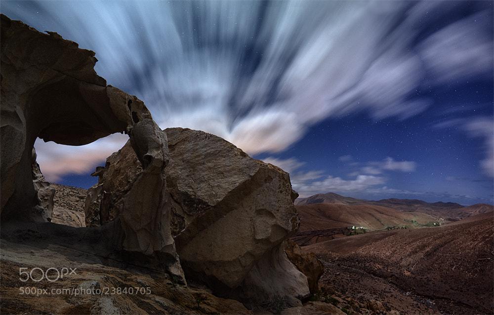 Photograph El valle de la calavera by Juan Antonio Santana on 500px