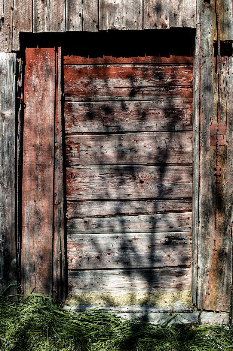 Photograph Weathered Barn Door by Rob Hanson on 500px