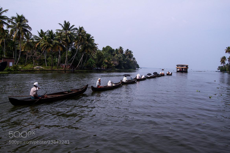 Photograph Community Fishing Saves Energy by Ravi Meghani on 500px
