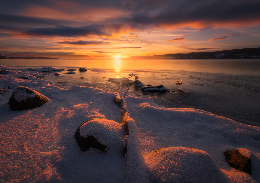 Pointing South by Ole Henrik Skjelstad on 500px.com