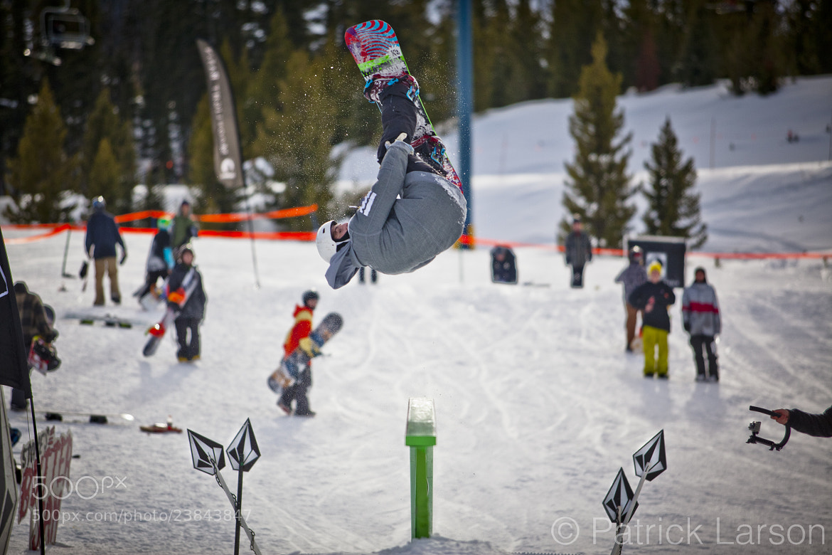 Photograph Volcom PB & Rail Jam by Patrick Larson on 500px