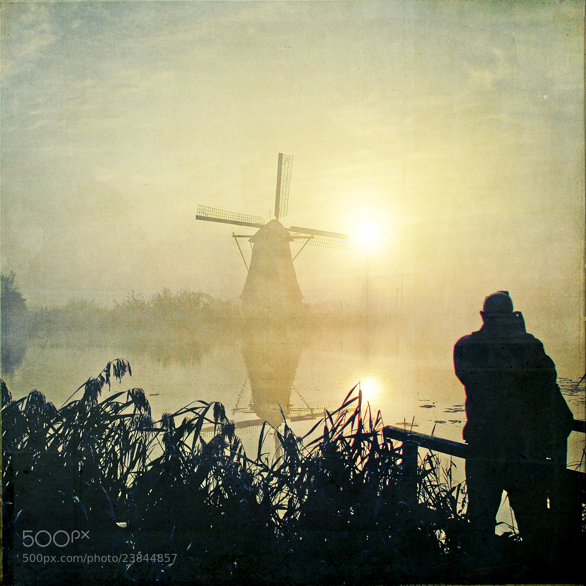 Photograph Windmill by Karin Huising on 500px