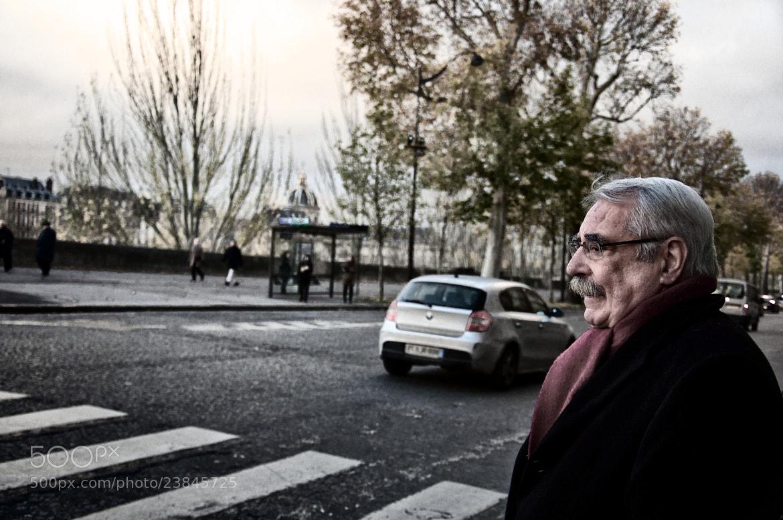 Photograph Crossing Man by JT Jones on 500px