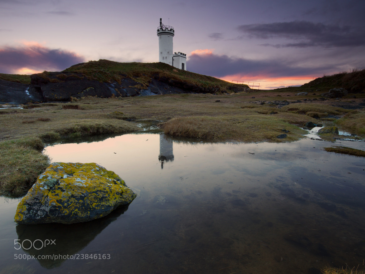 Photograph The Lighthouse by Simon Cameron on 500px
