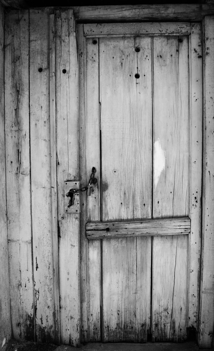 Photograph Cemetery door by Germán Gallo on 500px