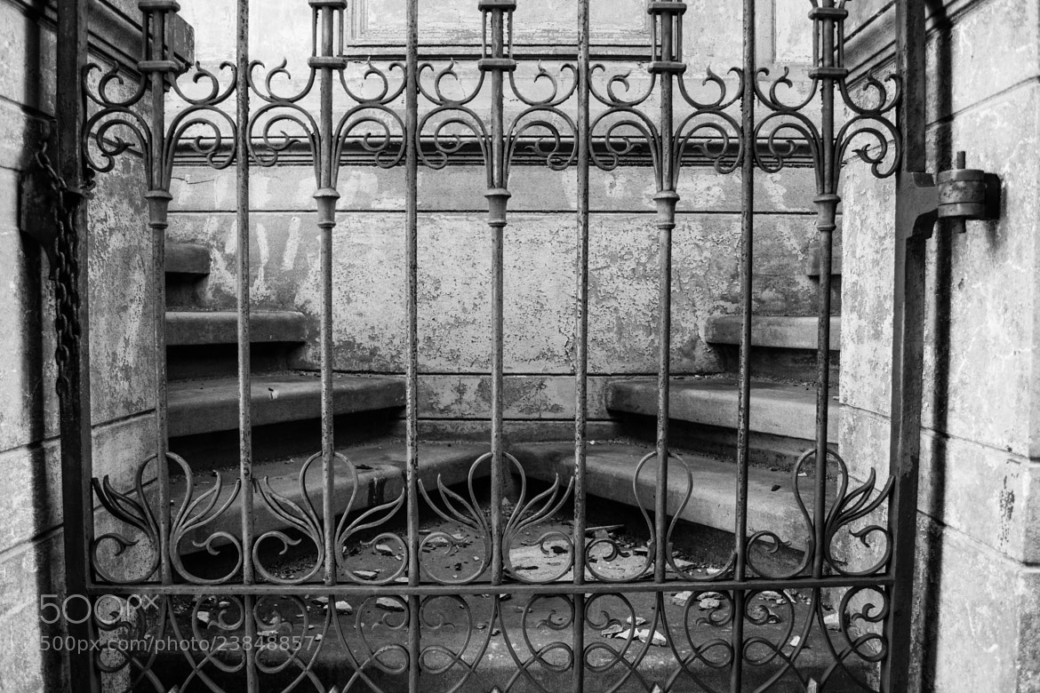 Photograph Fences and stairs by Germán Gallo on 500px