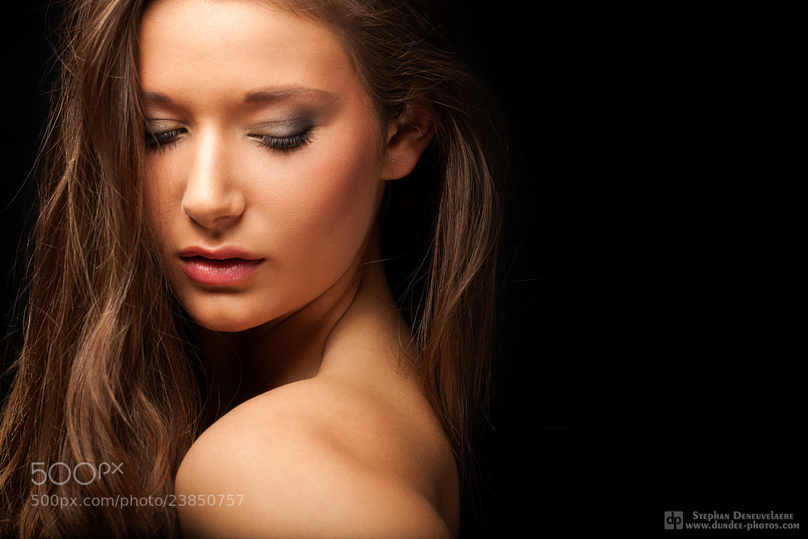 Photograph Chiara #3 by Stephan Deneuvelaere on 500px