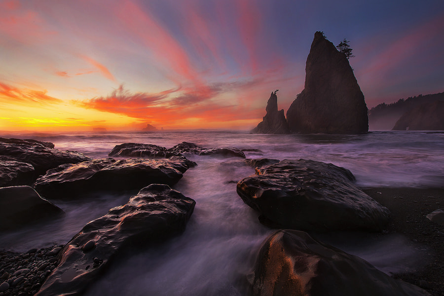 Photograph A Crashing Harmony by Trevor Anderson on 500px