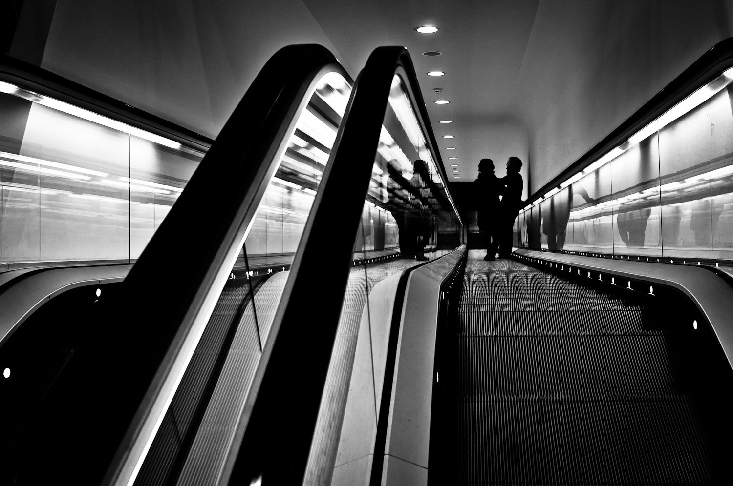 Photograph Escalators by Edwin Loekemeijer on 500px