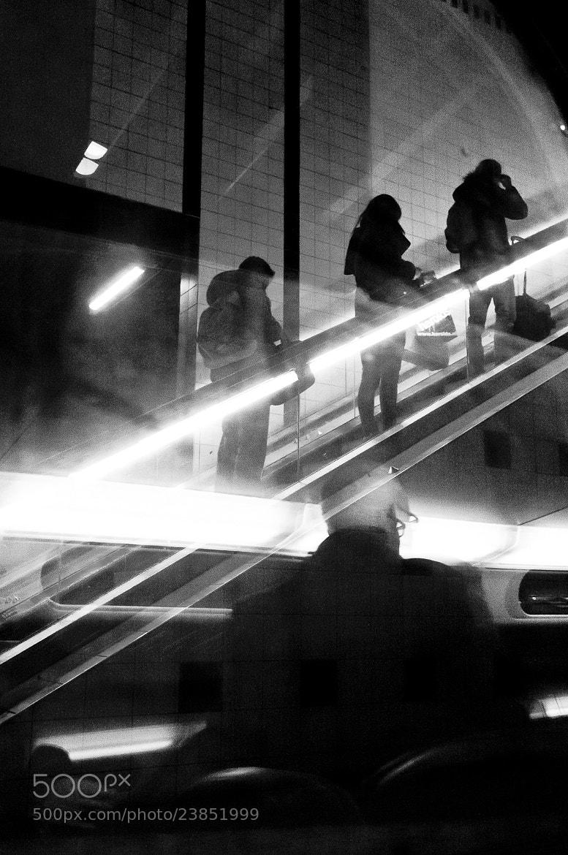 Photograph Urban Ghosts by Edwin Loekemeijer on 500px
