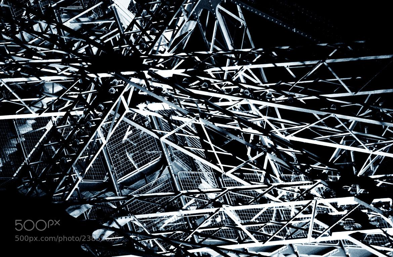 Photograph Eiffel tower by Samu András on 500px