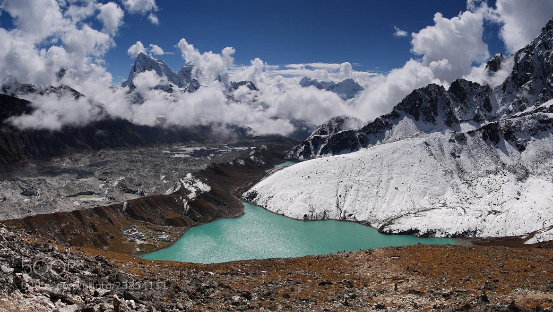 Photograph Gokyo • Himalayas by Petr Podroužek on 500px