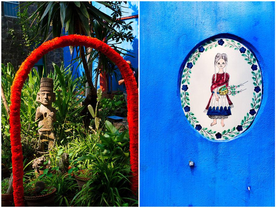 Frida Kahlo Museum México City!! by Cattiva Kat on 500px.com