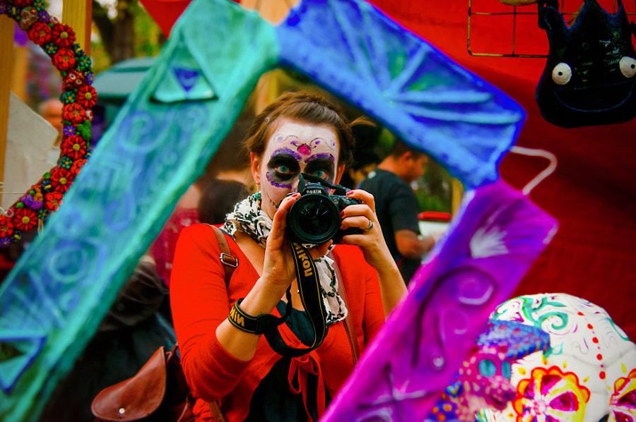México City Dia de Muertos! by Cattiva Kat on 500px.com