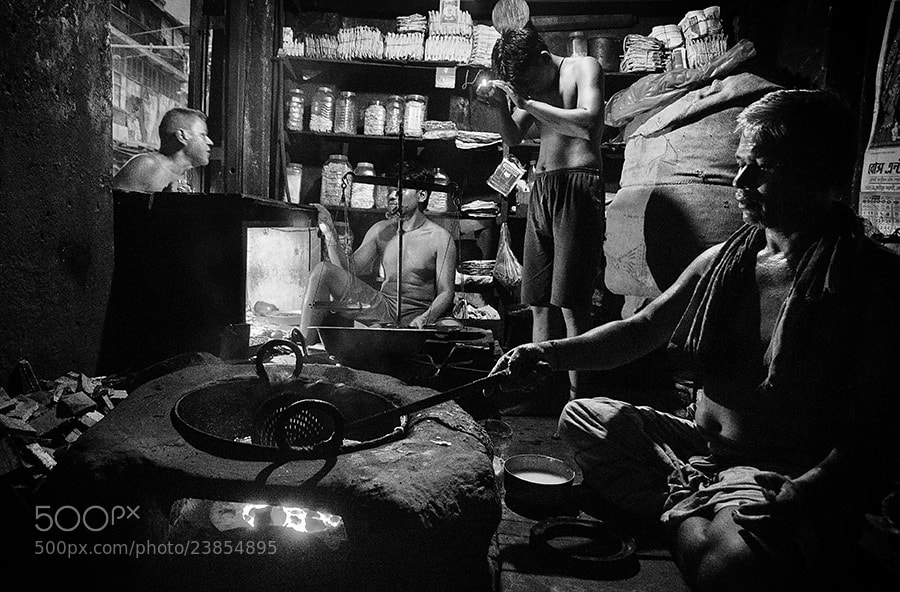 Photograph Food and grocery shop by Saumalya Ghosh on 500px