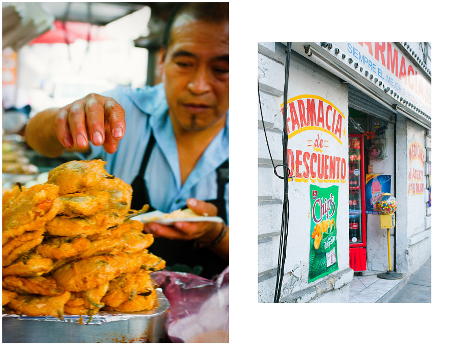 Tacos and more Mexico City by Cattiva Kat on 500px.com